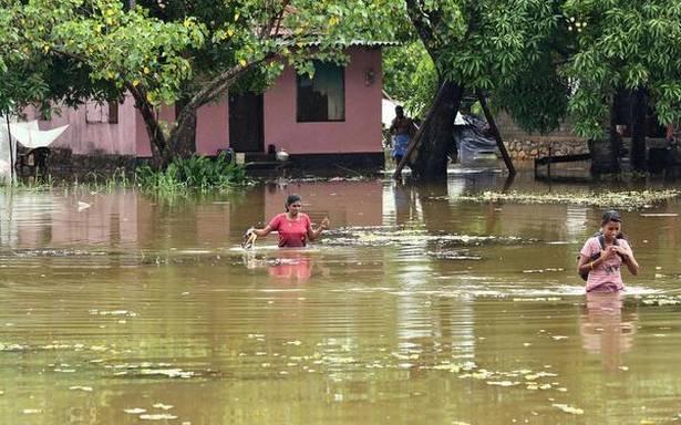 Store oversvømmelser i nabostatenKerala