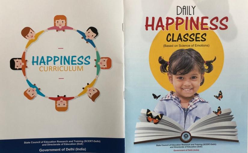 Happiness Classes i Delhi og andre indtryk fraMoskva